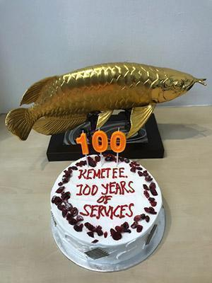 100 Years Of Services 2