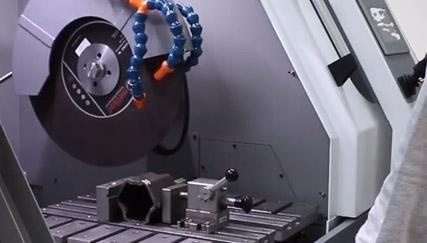Sample Preparation Abrasive Cutting Machine
