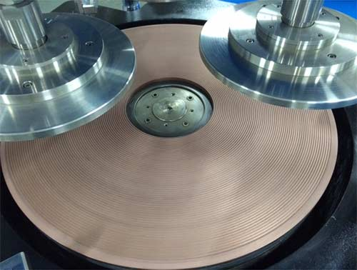 lapping plates for sapphie lapping