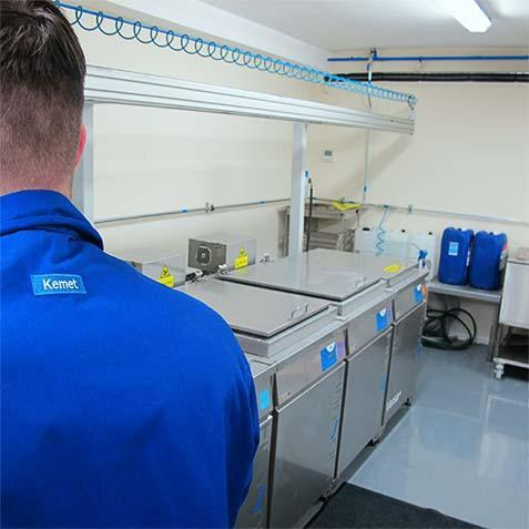 kemet ultrasonic cleaners