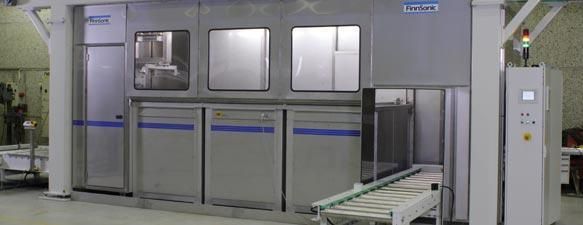 bespoke ultrasonic cleaning solutions