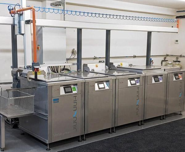 Industrial Ultrasonic Cleaners Kemet