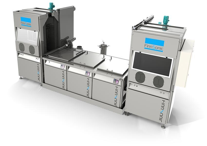 Injection Mould Cleaning Kemet