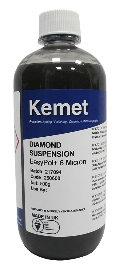 diamond suspension