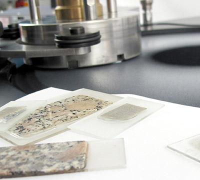 Geology Thin Sections Lapping