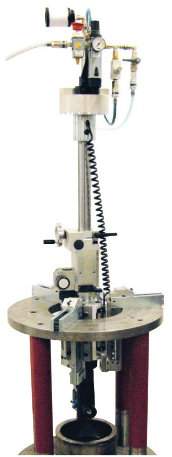 cutting milling and valve grinding machine