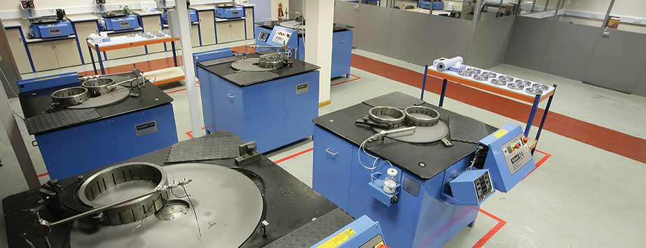 Lapping Machines Diamond Compound Amp Ultrasonic Cleaning