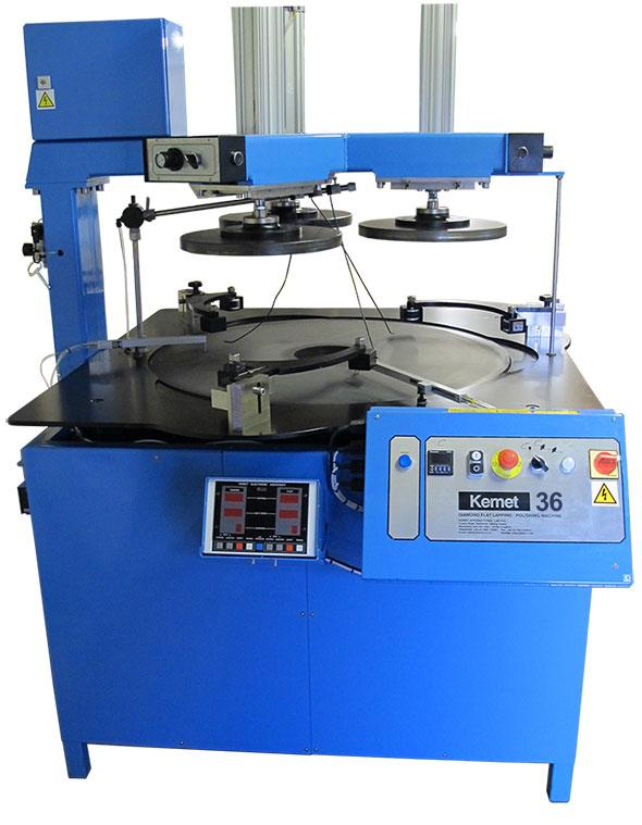 diamond lapping machine kemet 36