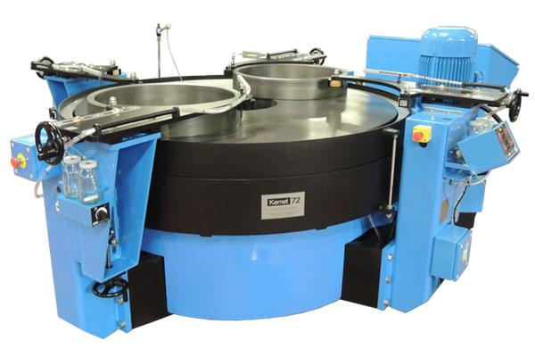 kemet 72 lapping machine