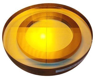 optical flat light bands