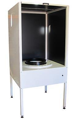 optical flat stand