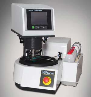 Programmable Automatic Grinders & Polishers - Kemet