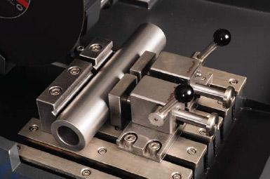 Quick Acting Clamping Vice Assembly, Right