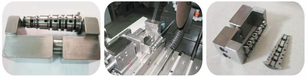 special clamping devices