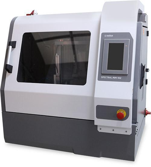 spectral mm milling machine