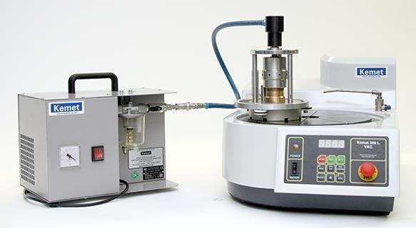 thin section polishing machine