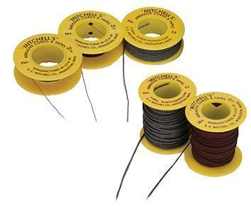 abrasive cords and tapes
