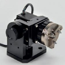 Rotary axis for laser marker