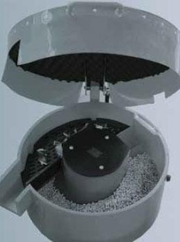 Bench Mounted Vibratory Bowls